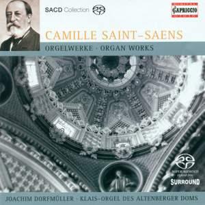 Saint-Saëns: Organ Works