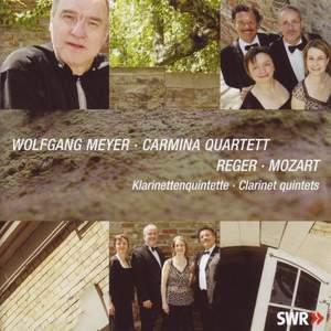 Mozart & Reger - Clarinet Quintets