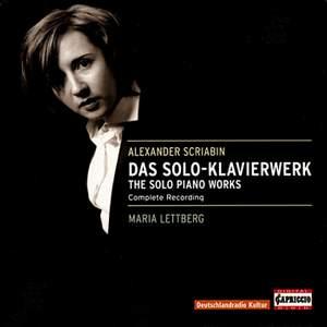 Scriabin: The Complete Solo Piano Works