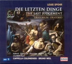 Spohr: The Last Judgement
