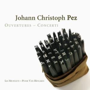 Pez - Overtures and Concertos