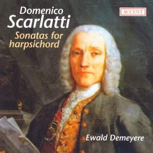 Domenico Scarlatti - Sonatas for Harpsichord