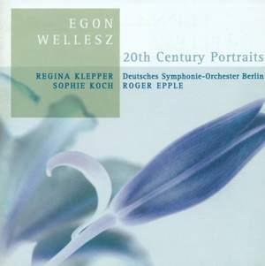 Egon Wellesz: 20th Century Portraits
