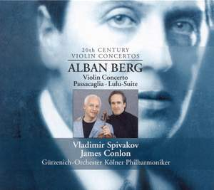 Berg: Violin Concerto 'To the Memory of an Angel' (1935), etc.