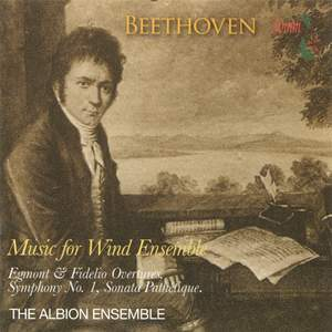 Beethoven - Music for Wind Ensemble