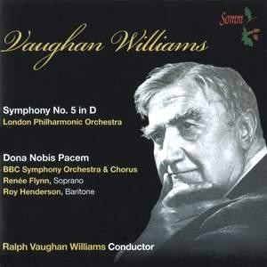 Vaughan Williams: Symphony No. 5 & Dona nobis pacem
