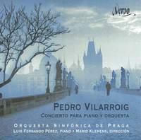 Vilarroig: Quartet No. 1, Piano Concerto & Saxophone Sonata
