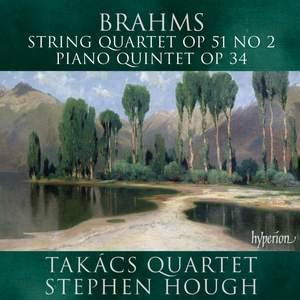 Brahms: String Quartet & Piano Quintet Product Image