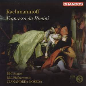 Rachmaninov: Francesca da Rimini Product Image