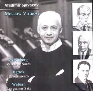 Vladimir Spivakov plays Bartók, Schoenberg, Webern