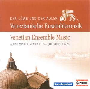 The Lion and the Eagle - Venetian Ensemble Music