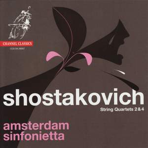Shostakovich -String Quartets Nos. 2 & 4 Product Image