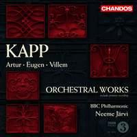 Kapp - Orchestral Works