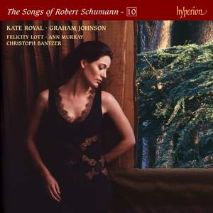 The Songs of Robert Schumann - Volume 10 Product Image