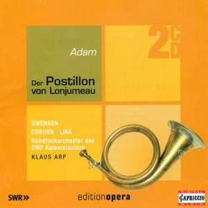 Adam: Le Postillon de Lonjumeau