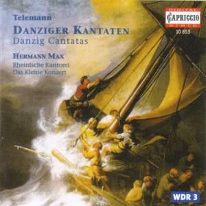 Telemann: Danzig Chorale Cantatas
