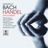 JS Bach: Magnificat and Handel: Dixit Dominus