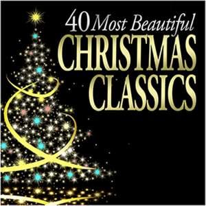 40 Most Beautiful Christmas Classics Product Image