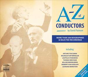 The A-Z of Conductors Product Image