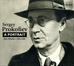 Sergey Prokofiev: A Portrait Product Image