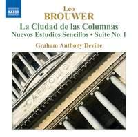 Brouwer - Guitar Music Volume 4