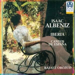Albéniz: Iberia, books 1-4, etc.