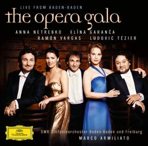 The Opera Gala - Live from Baden-Baden (CD) Product Image