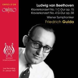 Beethoven - Piano Concertos Nos. 1 & 4