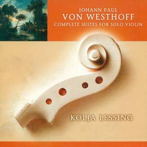 Westhoff - Complete Suites For Solo Violin