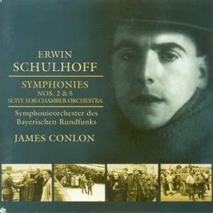 Schulhoff: Symphony No. 5, etc.