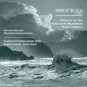 Bloch, E: Orchestral Works