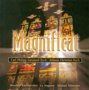 Bach, C P E: Magnificat in D, Wq. 215 (H772), etc.