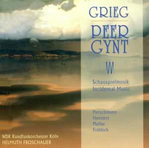 Grieg: Peer Gynt, incidental music, Op. 23