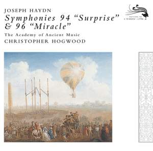 Haydn - Symphonies Nos. 94 & 96 Product Image