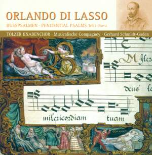 Orlando Di Lasso: Penitential Psalms Part 2