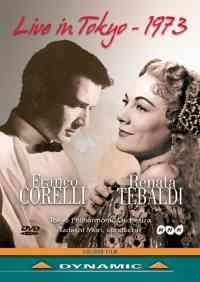 Corelli & Tebaldi - Live in Tokyo, 1973