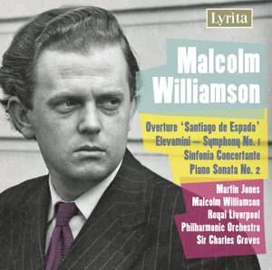 Malcolm Williamson: Santiago de Espada Overture, Elevamini
