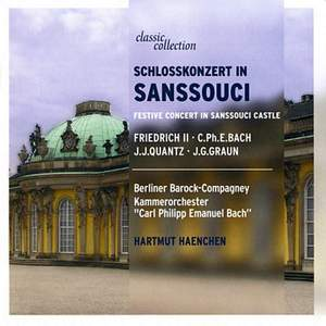 Schlosskonzert in Sanssouci
