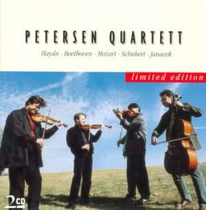 Beethoven: String Quartet No. 6 in B flat major, Op. 18 No. 6, etc.