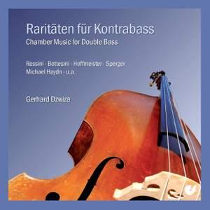 Rarities for Double Bass