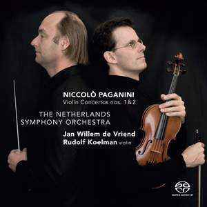 Paganini - Violin Concertos Nos. 1 & 2