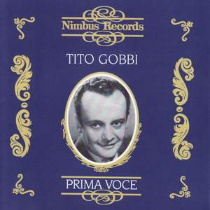 Tito Gobbi Product Image