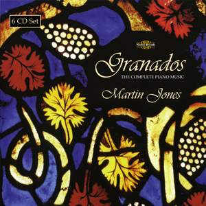 Granados: Complete Published Works for Solo Piano