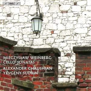 Mieczyslaw Weinberg - Cello Sonatas