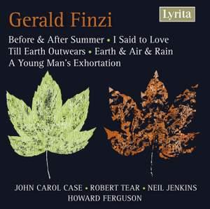 Gerald Finzi - Songs
