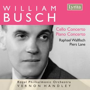 William Busch - Cello & Piano Concerto Product Image