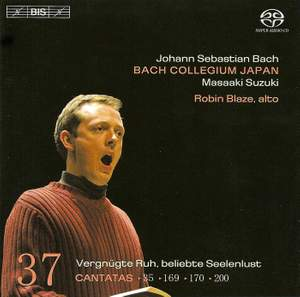 Bach - Cantatas Volume 37 Product Image