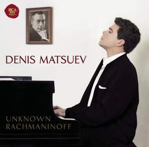 Unknown Rachmaninoff