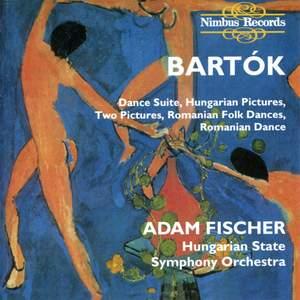 Bartók: Romanian Dances