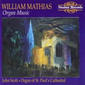 Mathias: Organ Music